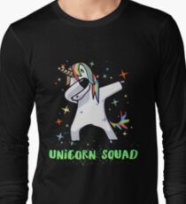 Dabbing Unicorn Squad Shirt! Myth, Dab, Dance, Magic & Fantasy  T-Shirt