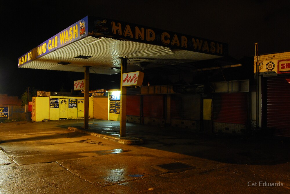 The Car Wash by Cat Edwards