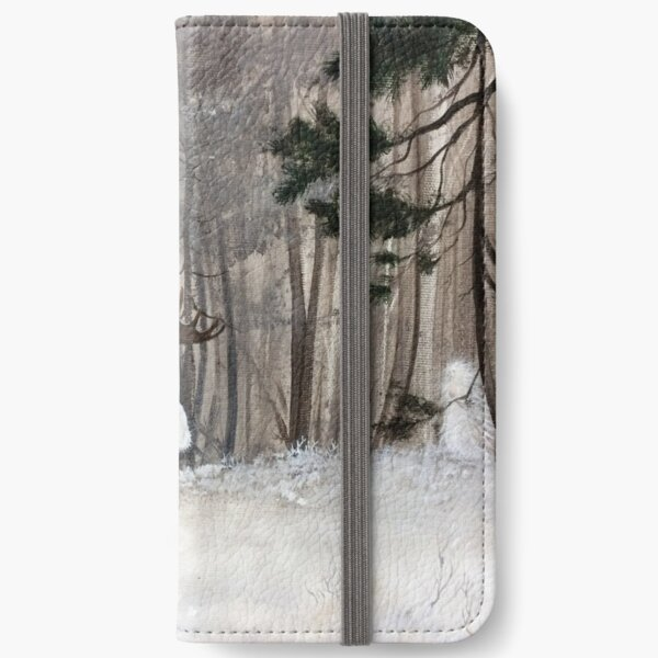 Forest Spirit - Moose iPhone Wallet