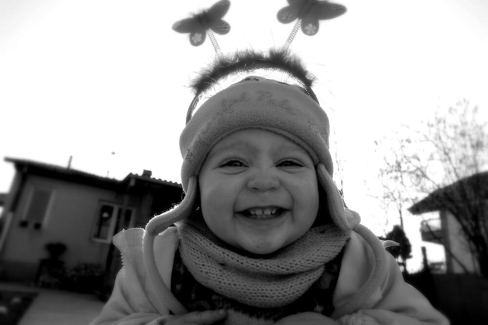 happy by Ivana Ivanova Milcinoska
