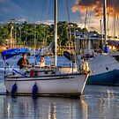 Ahhhh to Own a Boat by TJ Baccari Photography