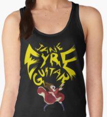 Jane Eyre Guitar Women's Tank Top