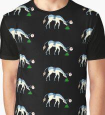 Robot Unicorn Graphic T-Shirt