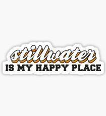 Oklahoma State - Style 44 Sticker