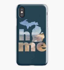 Michigan Home iPhone Case