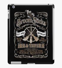The Three Broomsticks Inn and Tavern iPad Case/Skin