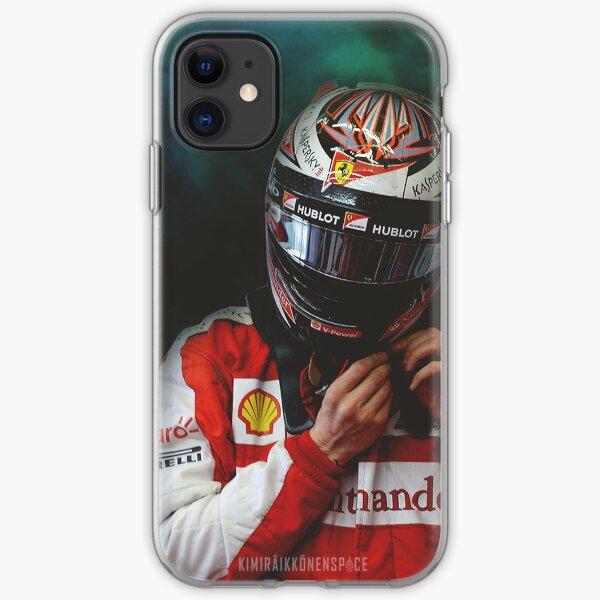 Kimi Raikkonen 7 - Phone Case 2015 iPhone Soft Case