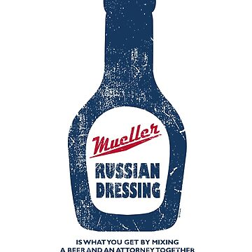 Mueller Russian Dressing by icreate5