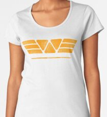 WEYLAND CORP - Building Better Worlds Women's Premium T-Shirt