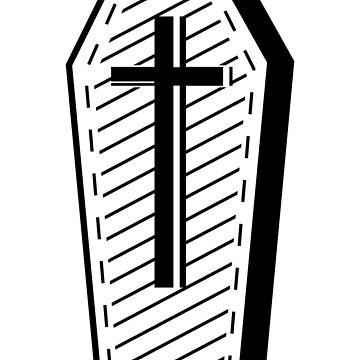 Halloween coffin de vayavalles