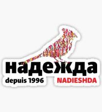 NADIESHDA Pegatina