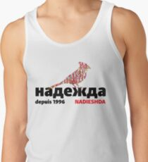 NADIESHDA Camisetas de tirantes para hombre