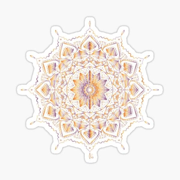 Etnic mandala Sticker