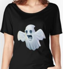 Ghost Tshirt Women's Relaxed Fit T-Shirt