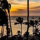 Aruba Sunset 2 by John Velocci