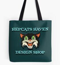 Hepcats Haven Design Shop Tote Bag