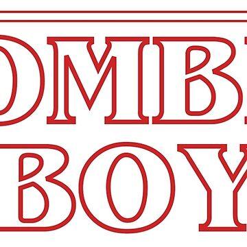 Zombie Boy by LisaDylanArt