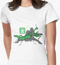 KungFu Mantis Shaolin Monk  T-Shirt