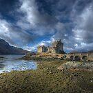 Eilean Donan Castle in Highlands of Scotland by John Kelly Photography (UK)