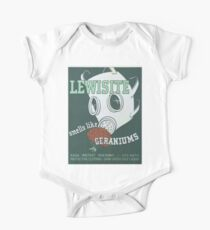 Vintage poster - Lewisite One Piece - Short Sleeve