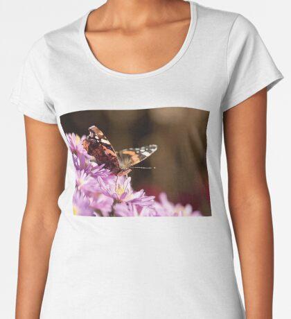 Autumn butterfly Women's Premium T-Shirt