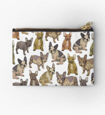 french bulldogs Studio Pouch