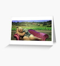 Trisha Paytas  Greeting Card