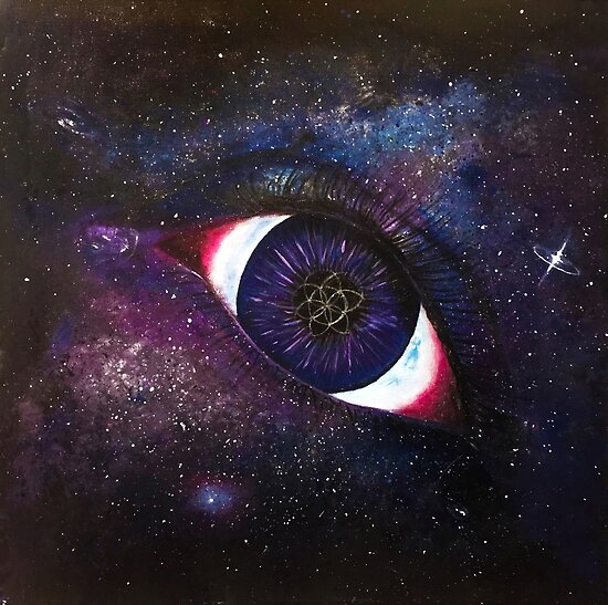 Cosmic Vision by Stranger Creations