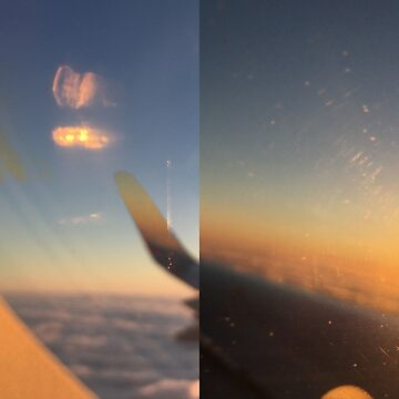 Ambient Sunrise Plane Ride by jonahh