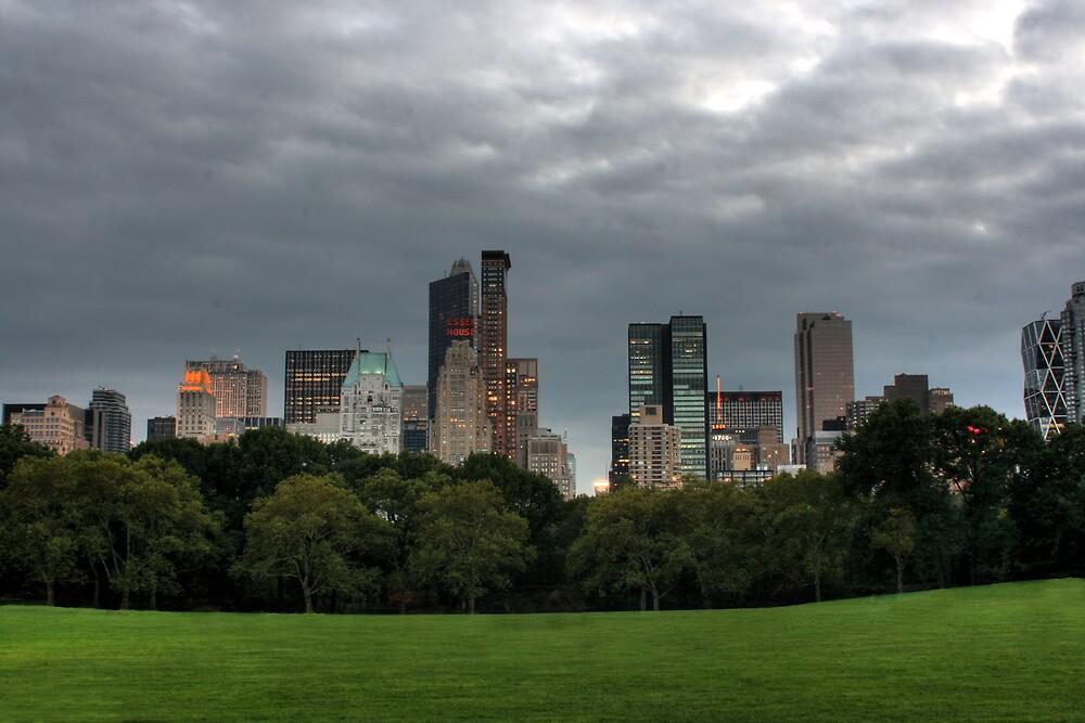 NYC via Central Park Part II by jennydarina
