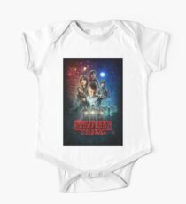 Stranger Things art Kids Clothes