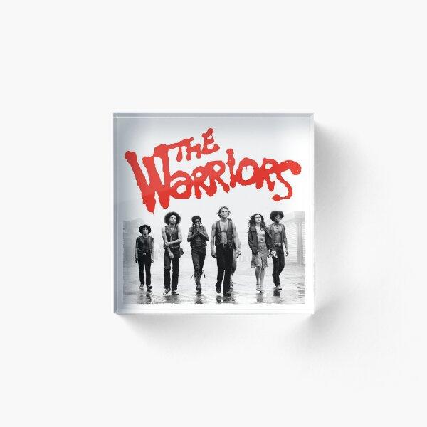 The Warriors Gang | The Warriors Acrylic Block