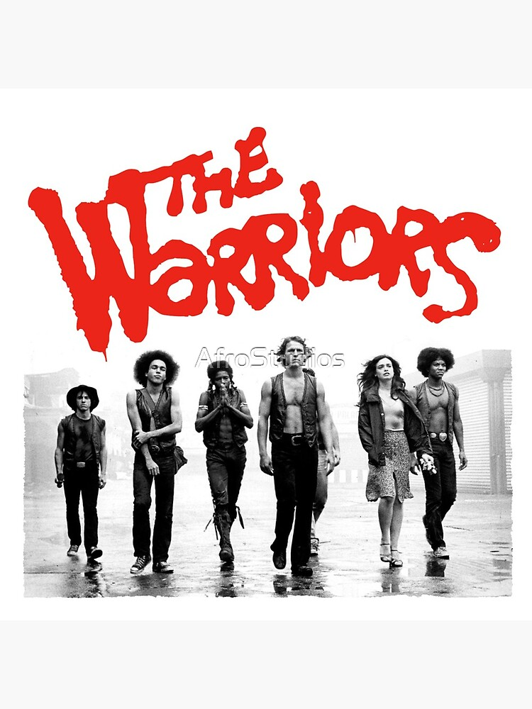 The Warriors Gang   The Warriors by AfroStudios