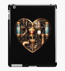 Steampunk Heart iPad Case/Skin