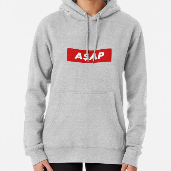 A$AP Rocky Pullover Hoodie