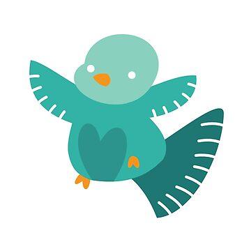 Love Bird by DiseasedBones