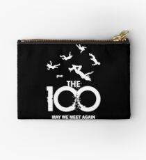 The 100 ( May We Meet Again ) Studio Pouch