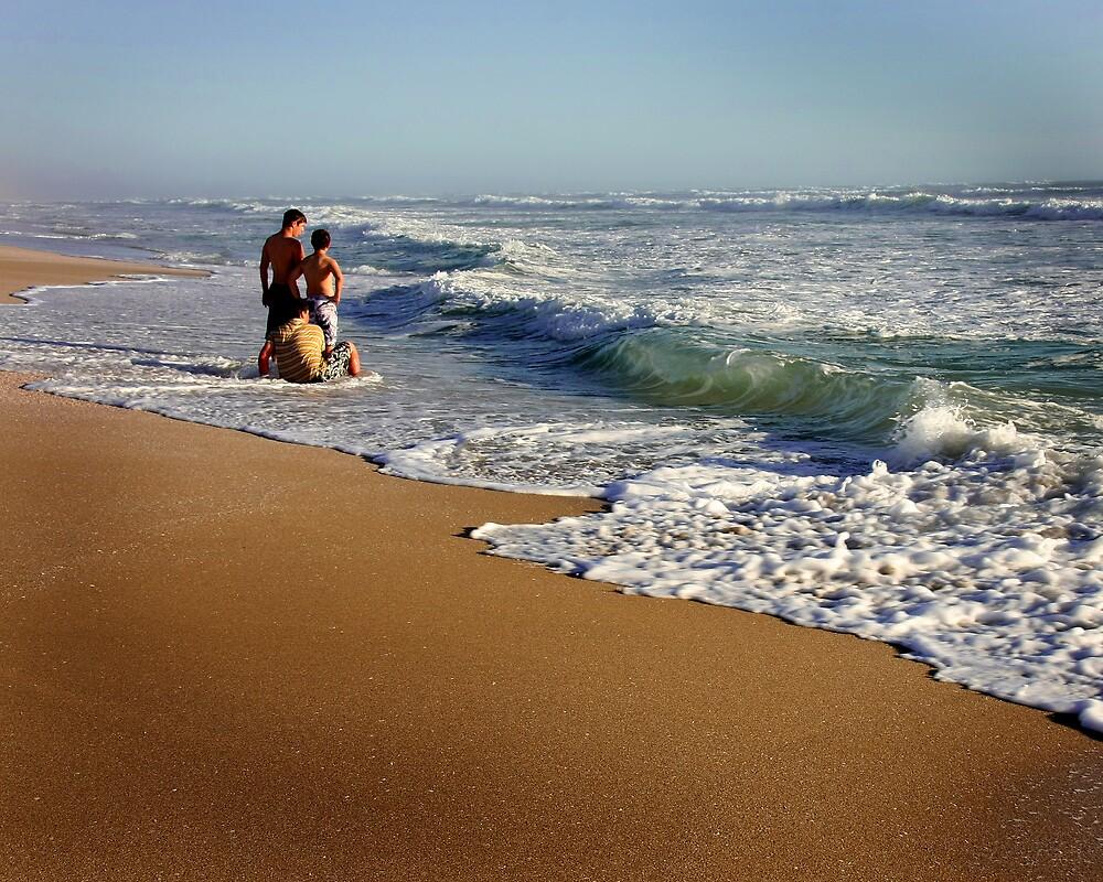 Beach Boys by Annie Austin