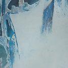 « Abstrait moderne et puissant » par DawnAurore