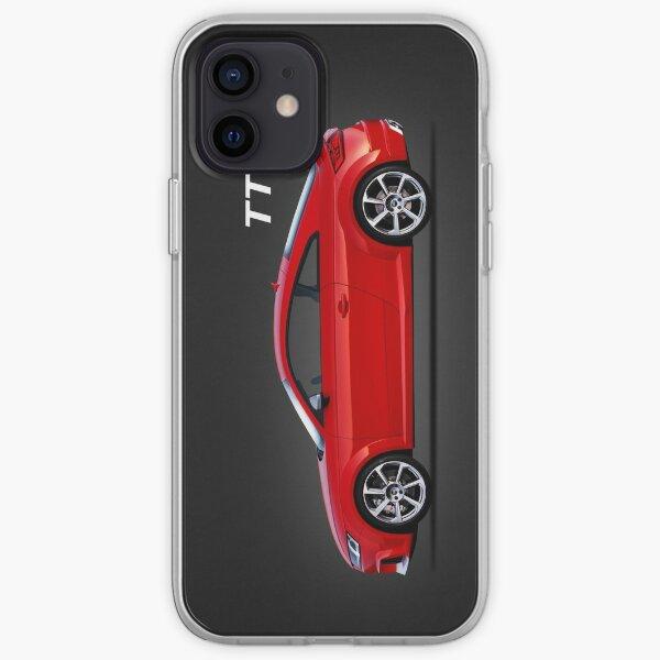 Le coupé TT Coque souple iPhone