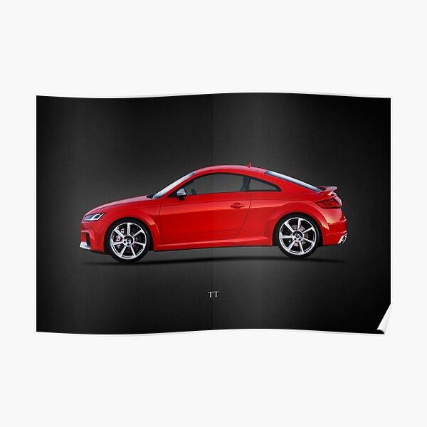 Le coupé TT Poster