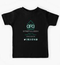 GoneFullGeek GFG Logo (2017) Kids Clothes