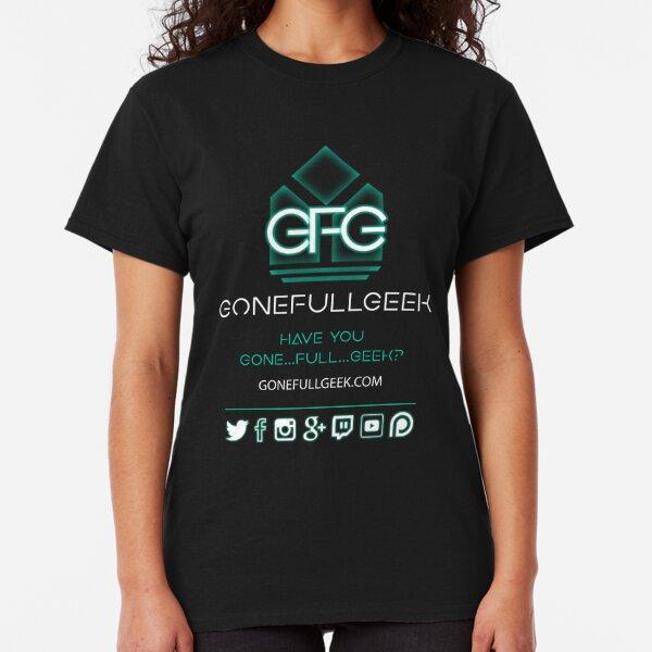GoneFullGeek GFG Logo (2017) Classic T-Shirt
