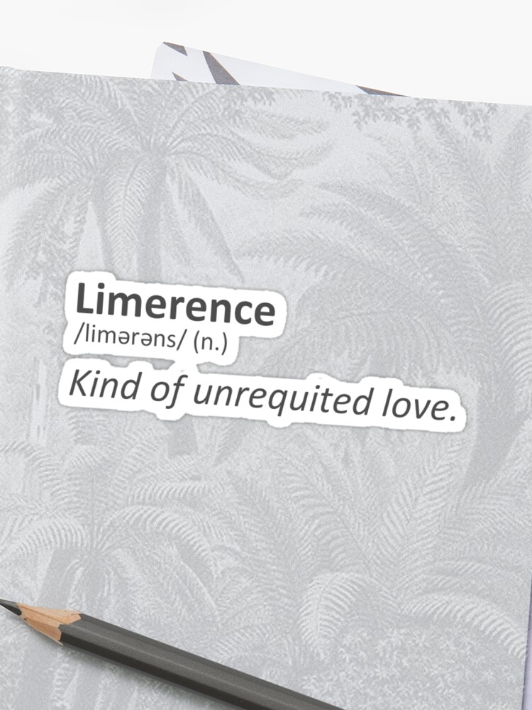 Limerence | Sticker