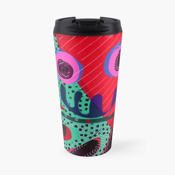 Squid No. 30 - Astrosquid Travel Mug