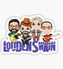 Swain Sticker