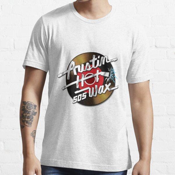 Austin Hot Wax Essential T-Shirt