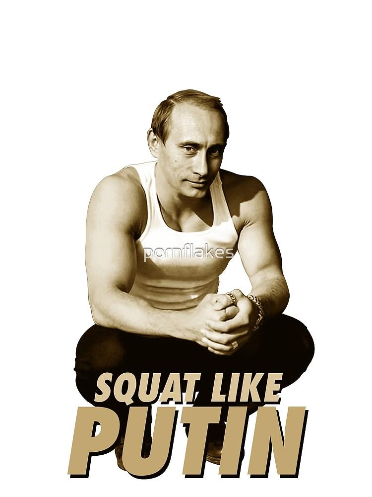 Hocke wie Putin von pornflakes