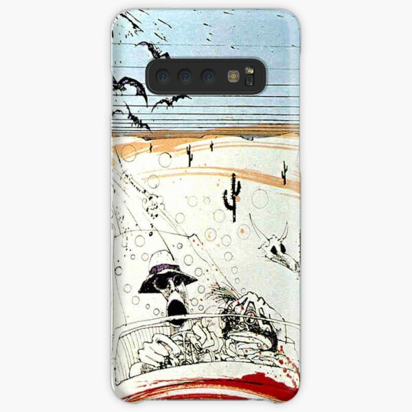 Fear and This is bat country - Loathing in Las Vegas Samsung Galaxy Snap Case
