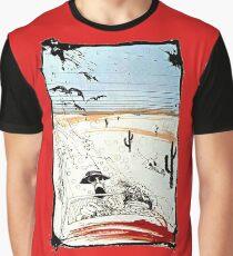 Angst und das ist Fledermausland - Abscheu in Las Vegas Grafik T-Shirt